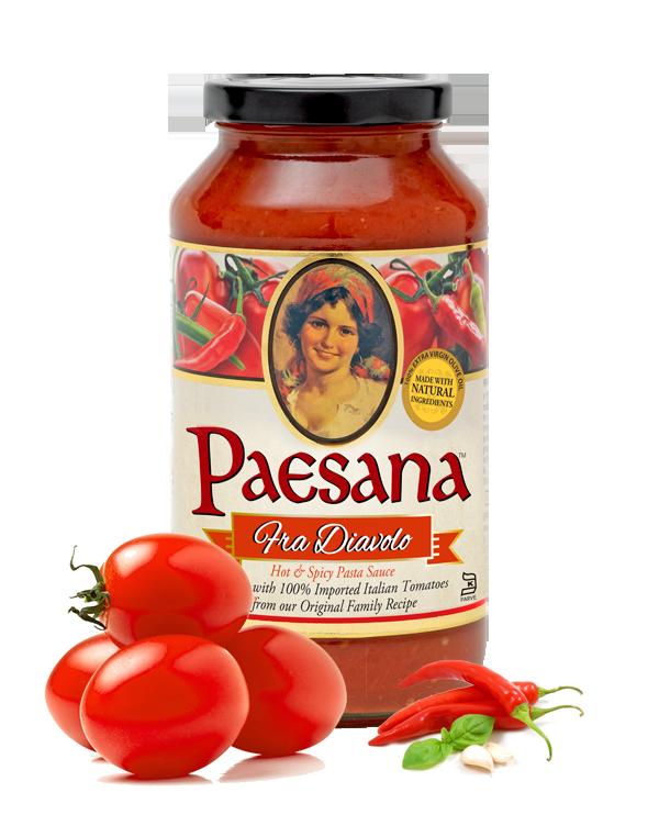 Paesana Fra Diavolo Pasta Sauce