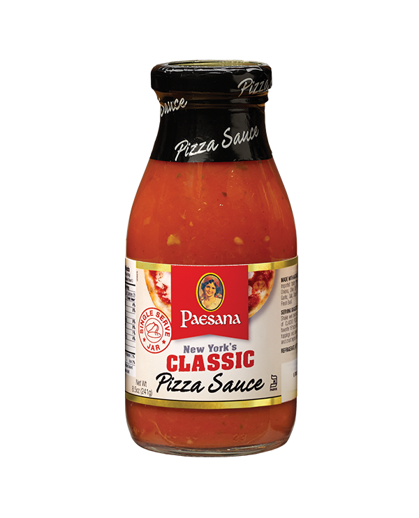 Paesana New York's Classic Pizza Sauce