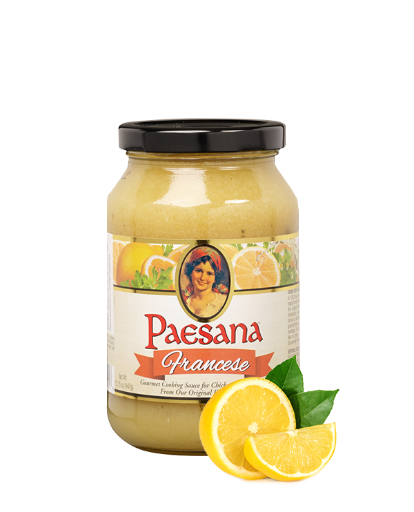 Paesana Francese Cooking Sauce