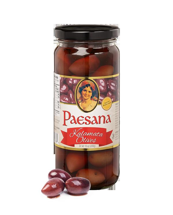 Paesana Kalamata Olives