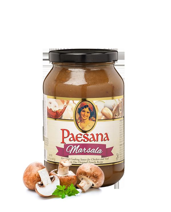 Paesana Marsala Cooking Sauce