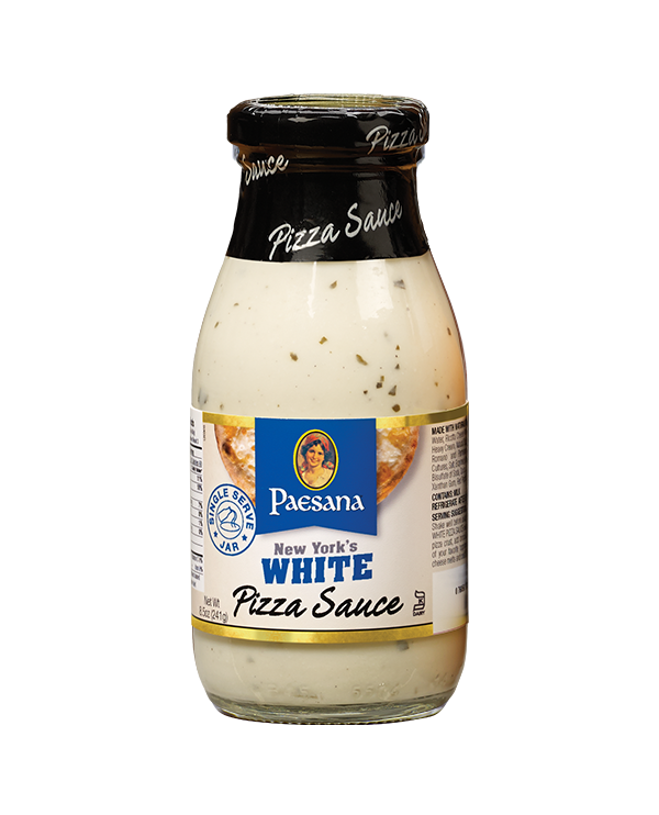 Paesana New York's White Pizza Sauce