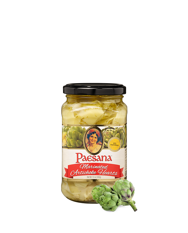 Paesana Marinated Artichoke Hearts