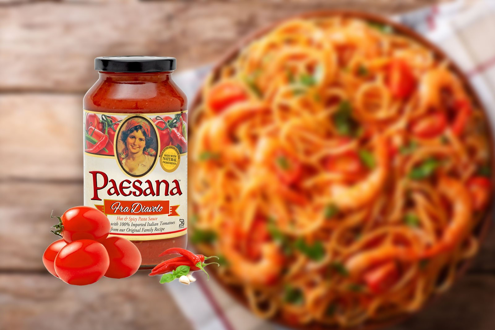 Fra Diavolo: The Bedeviling Origins Of This Fiery Sauce