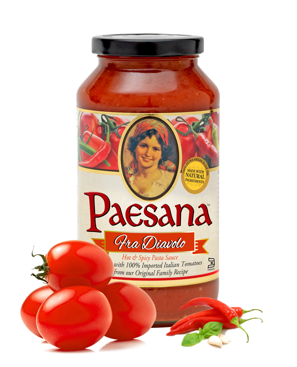 Paesana Fra Diavolo Sauce