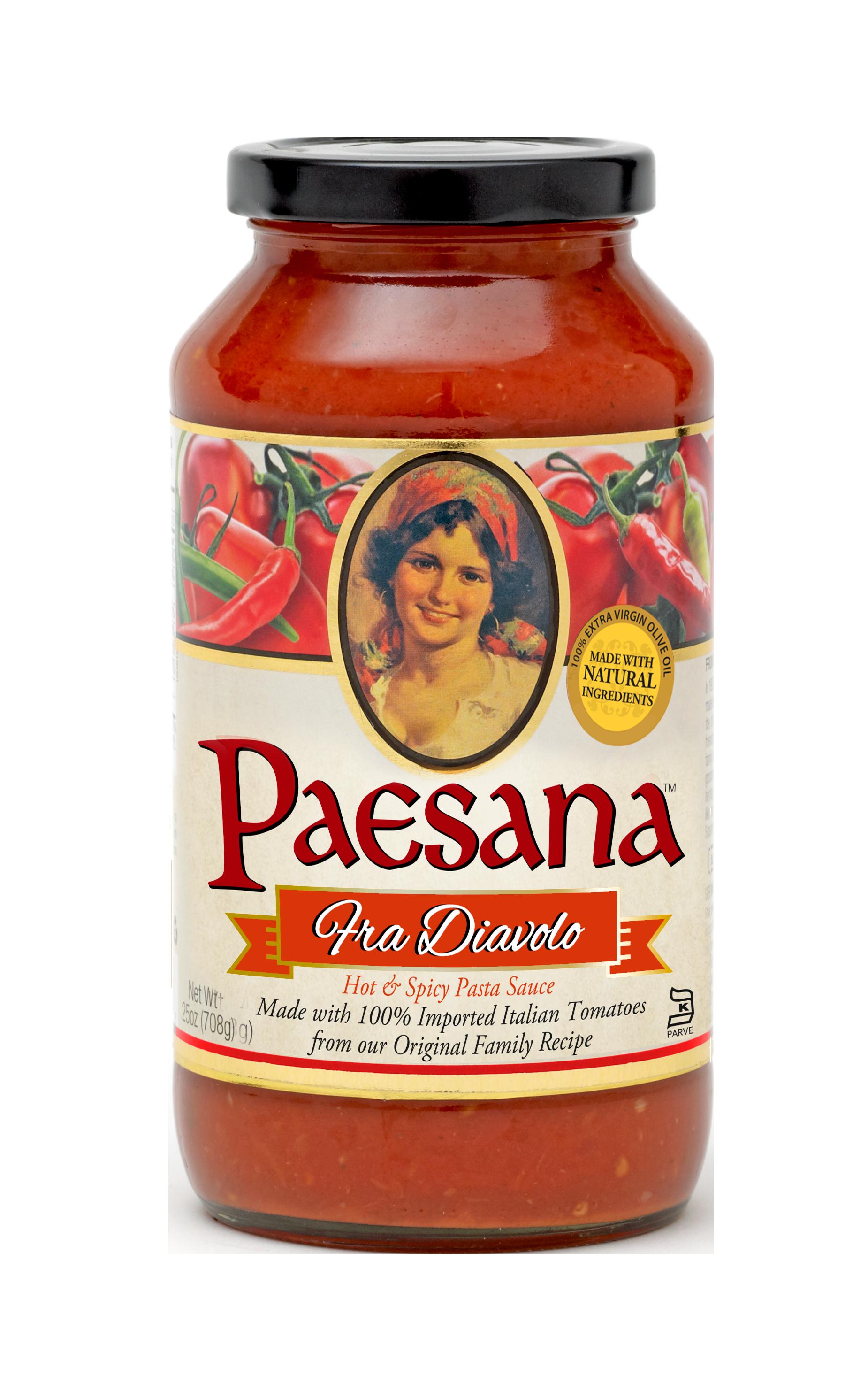 PaesanaFra Diavolo Sauce