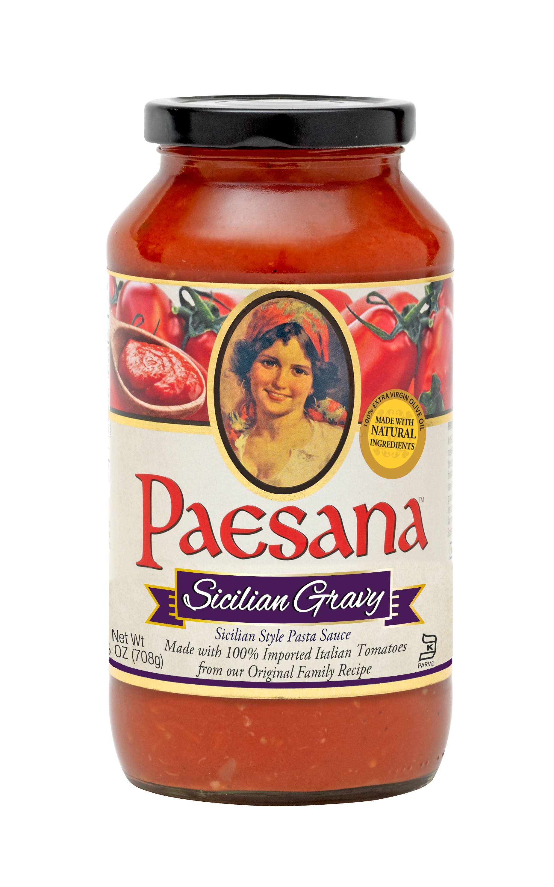 Paesana Sicilan Gravy Sauce